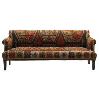 Kilim Sofa, Multi By Andrew Martin   Mishmash