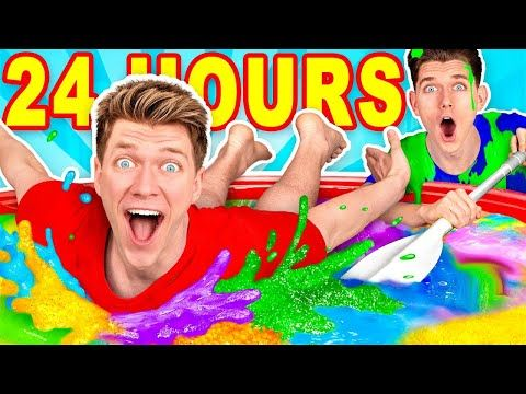 Fitness Music - Mixing $10,000 of Slime Challenge & Learn How To Make A Pool of Diy Giant Mystery Sl...