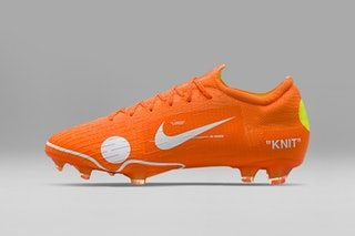 a13e1b7284c Virgil Abloh Nike Mercurial Vapor 360 Official Look Release Details  Information Football Boots Soccer Cleats Kylian Mbappe Mbappé Off-White Off  White The ...