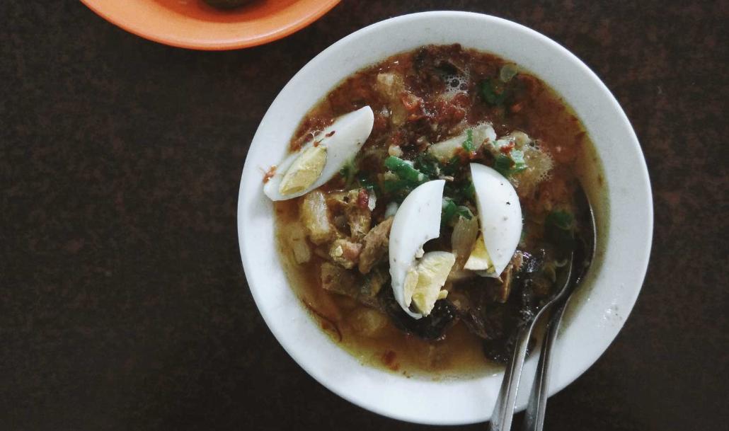 Resep Sop Ubi Khas Makassar Mudah Dan Enak Resep Resep Makanan Ubi