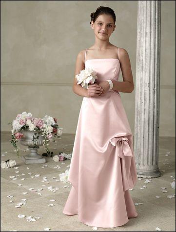 Jr Bridesmaid Dresses for Girls 7 16