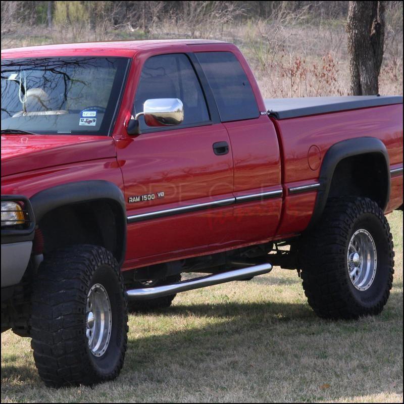 Spec D Fender Flares Dodge Ram Factory Oem Style 1994 2001 1500 2500 3500 Fender Flares Dodge Ram Truck Fender Flares