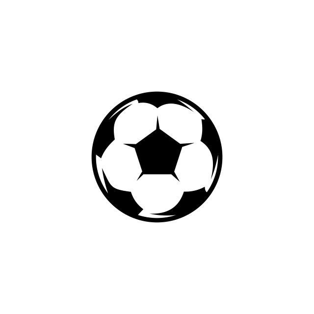 Gambar Menendang Bola Logo Ikon Vektor Clipart Bola Sepak Hitam Putih Logo Ikon Ikon Bola Png Dan Vektor Untuk Muat Turun Percuma Logo Icons Soccer Logo Soccer