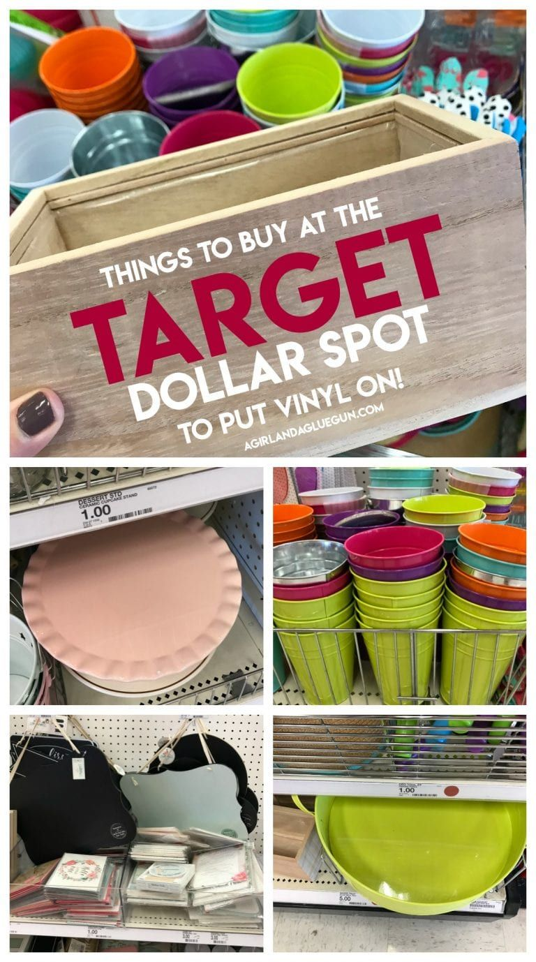 vinyl Blanks! What they are/where to buy them! Cricut