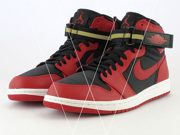 8a4142c77cd How to spot fake Nike Air Jordan 1 High Strap's | Spot Fakes on eBay ...