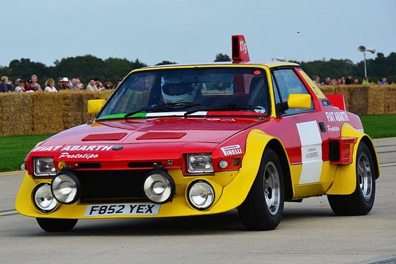 Highly Modified X19 Abarth