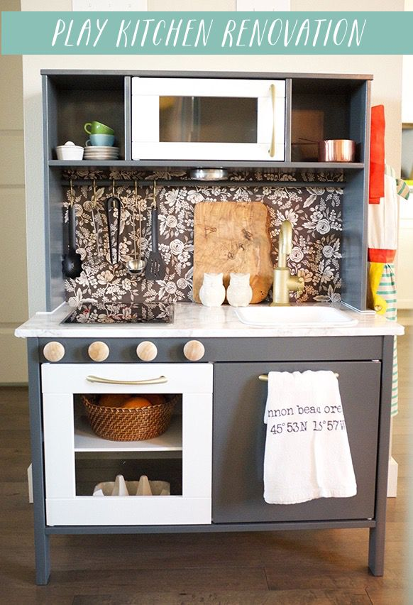 play kitchen renovation blogger home projects we love ikea rh pinterest com