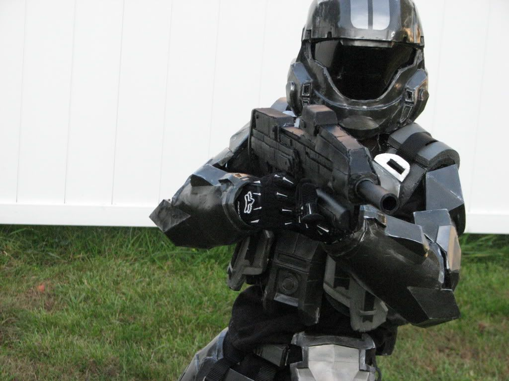 halo costumes for kids for sale | Halo ODSTs for my kids ...