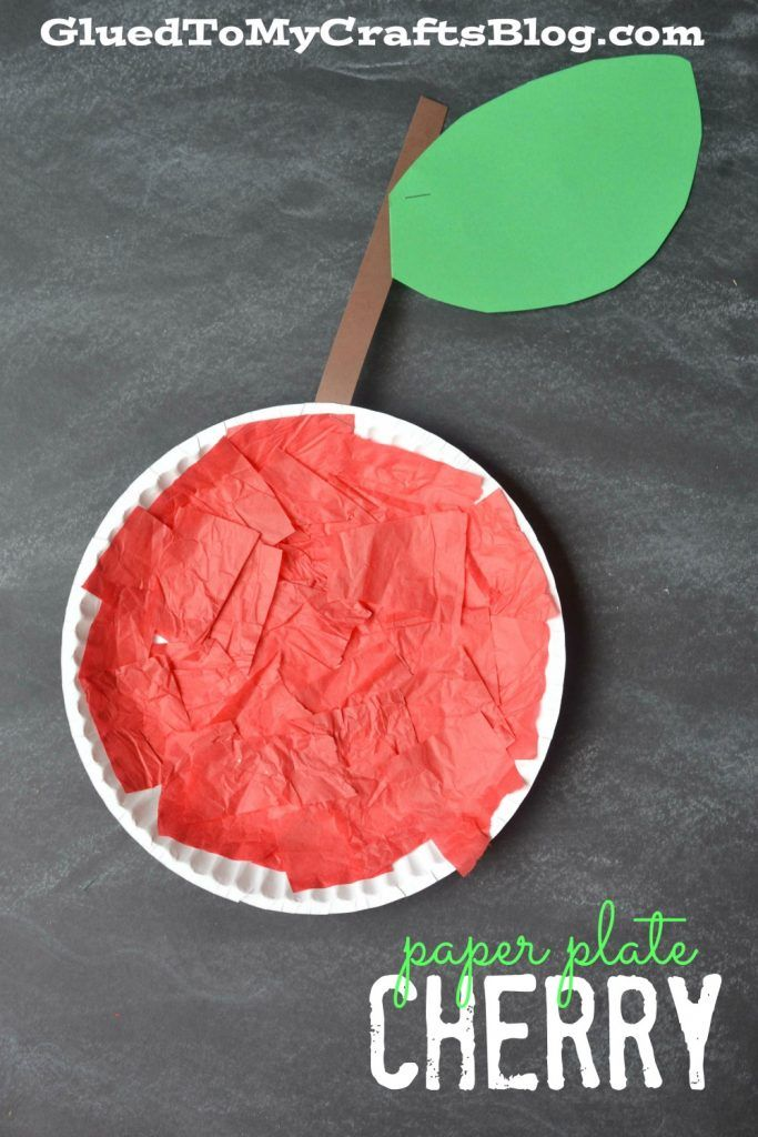 Fruit & Veggie Kid Craft Roundup   Glued To My Crafts #gluedtomycrafts   Crafts for kids, Fruit ...