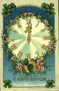 ... & Dividers: Happy New Year wishes cards Cartoline di Buon Anno Nuovo