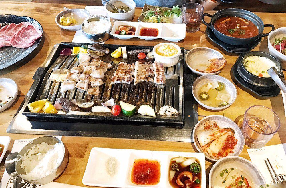 Quarters Korean Bbq 4621 Photos 2261 Reviews Korean 3465 W