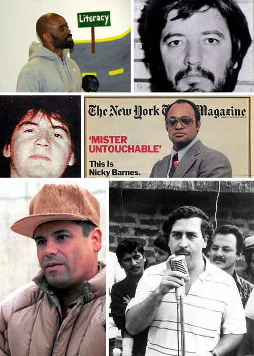 15 of the Biggest Drug Lords of All Time | GANG RELATED