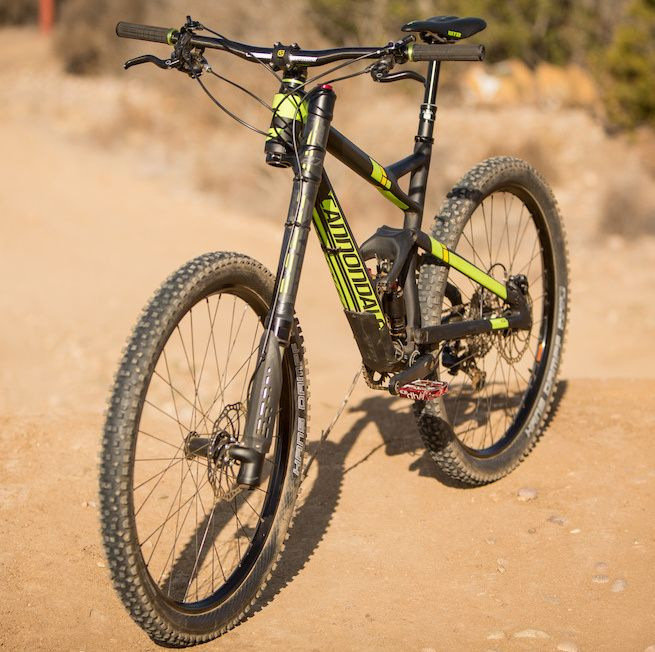 Cannondale Jekyll 27 5 Carbon Team Review Cannondale Mountain