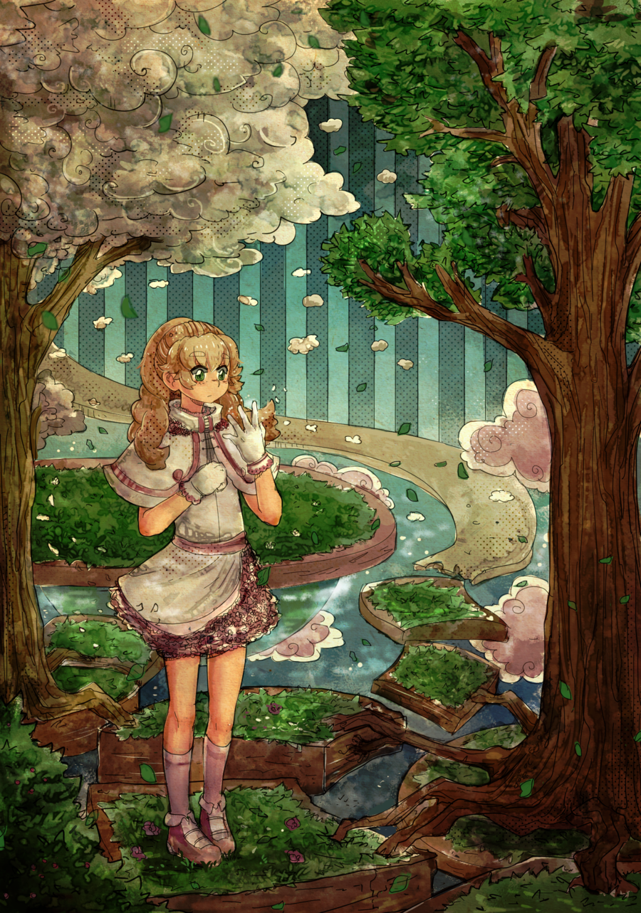 Contest entry: Pathway of Dreams by Ekkoberry