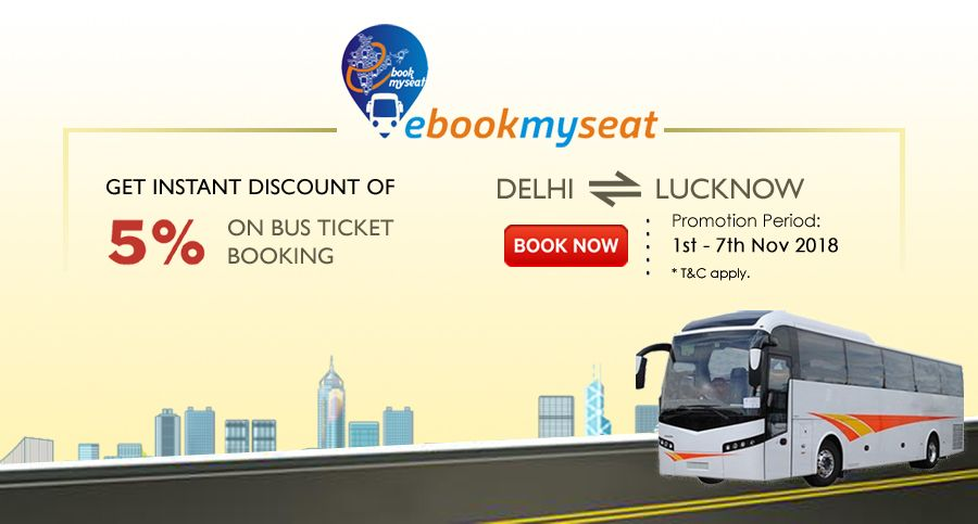 Online Bus Tickets Booking At Low Rate Bus Tickets Online