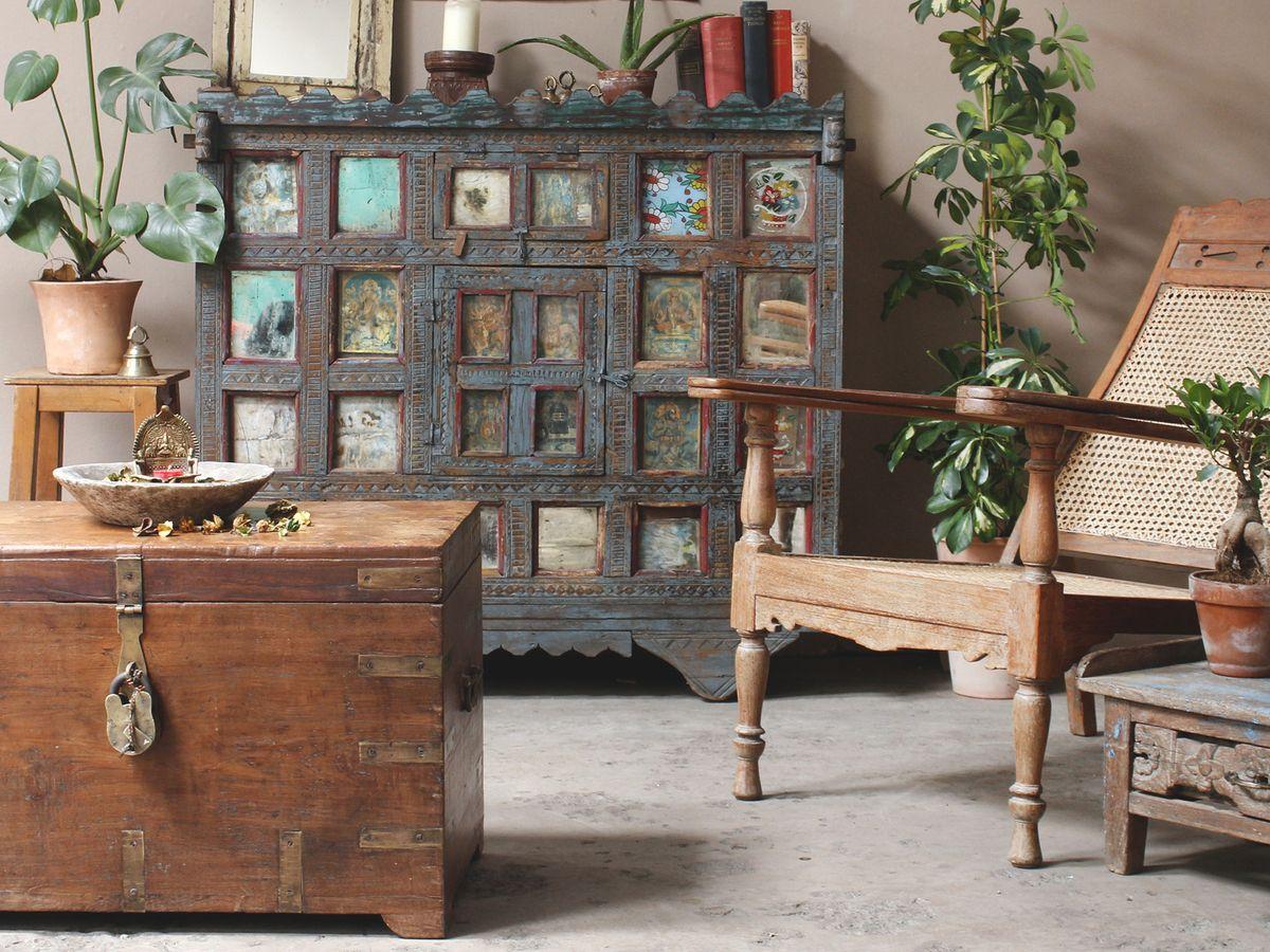 Scaramangaus indian summer vintage furniture collection vintage