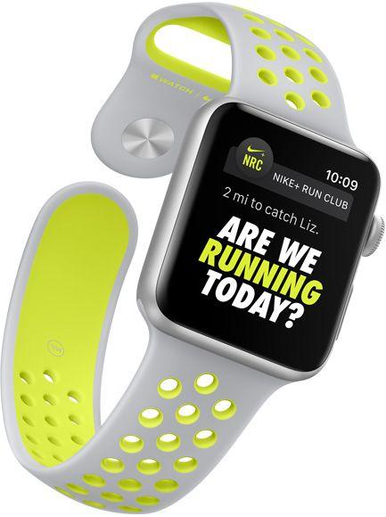 Apple Watch 2 Nike 4
