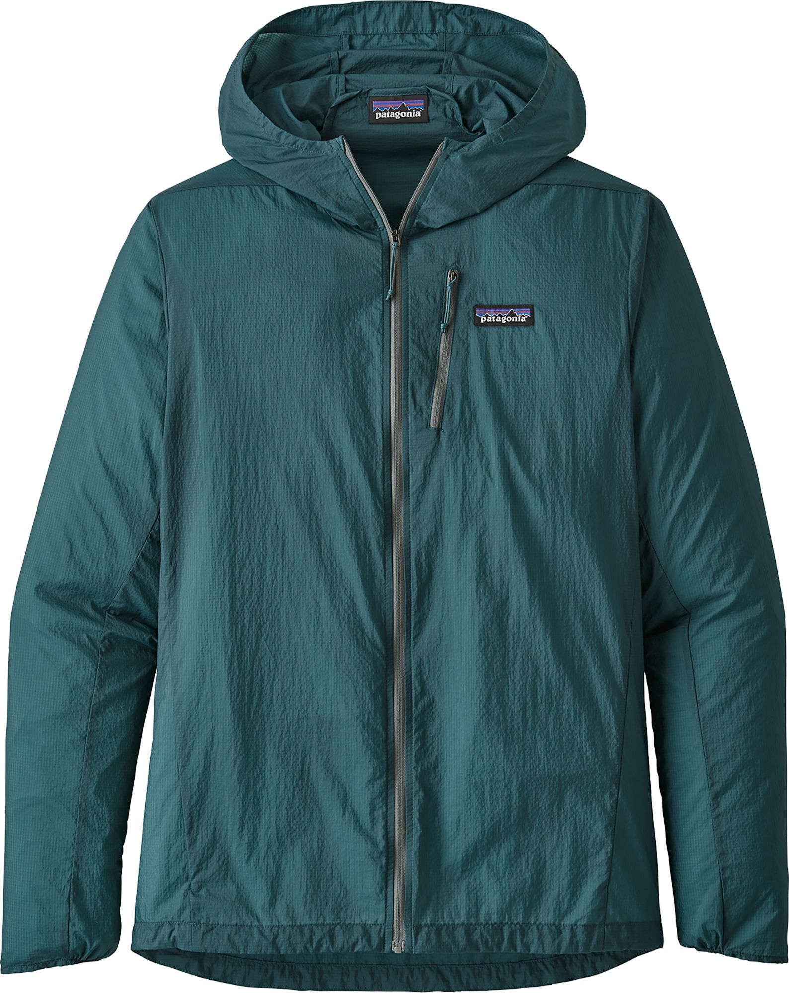 Patagonia Men's Houdini Jacket, Size Small, Red in 2019