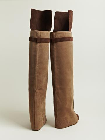 Givenchy Women S Suede Shoes A W 1 2 W O M E N S W E A R