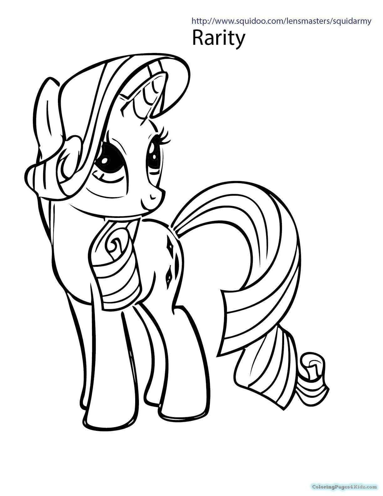 Einzigartig Malvorlagen My Little Pony My Little Pony Coloring My Little Pony Characters Coloring Books