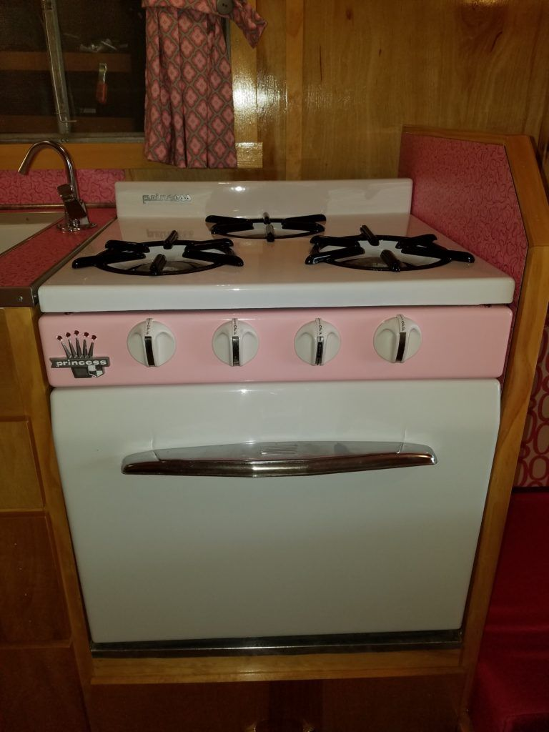 Photo of 1956 Siesta Travel Trailer for Sale | Vintage Camper for Sale