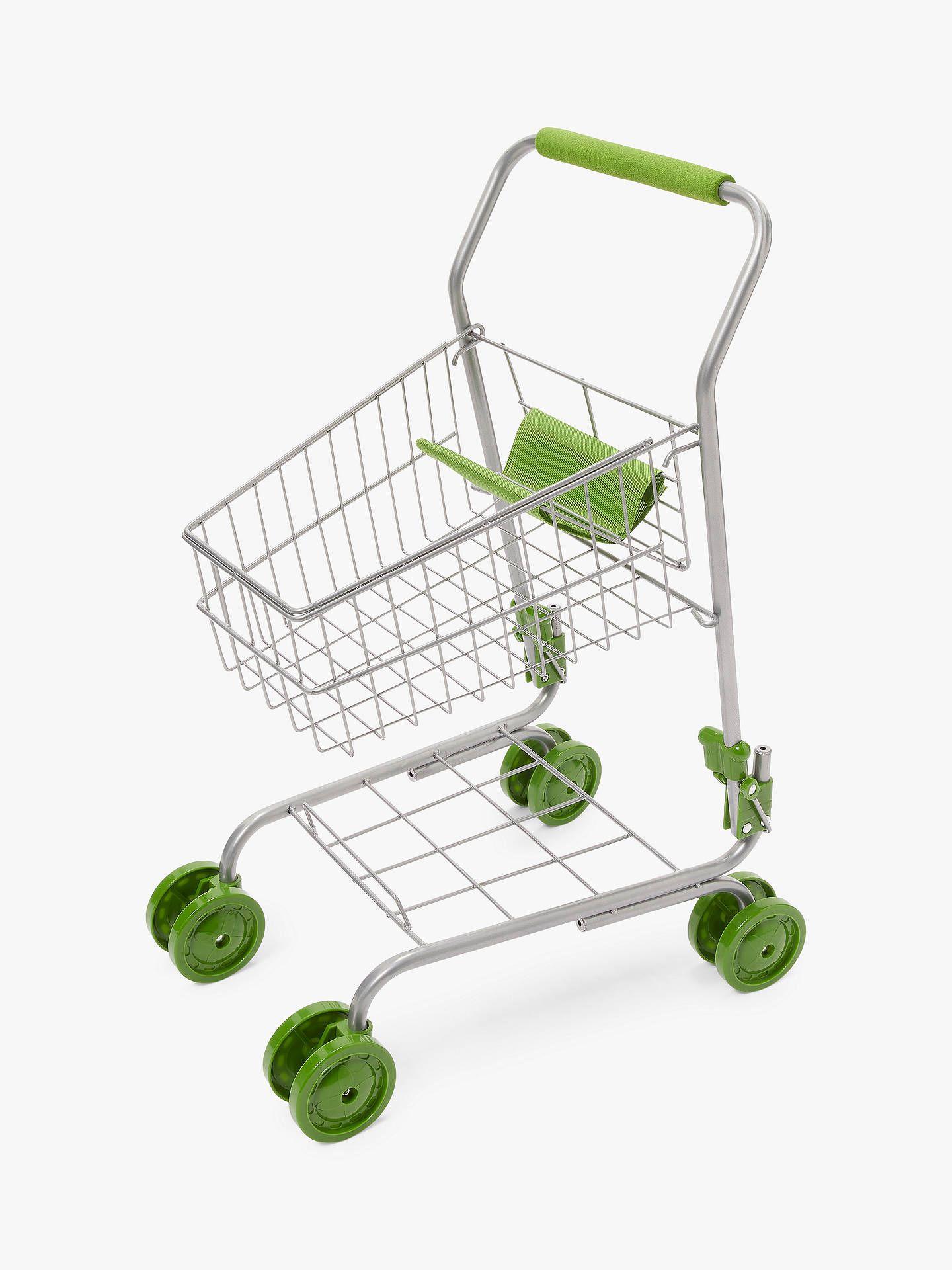 John Lewis & Partners Waitrose Shopping Trolley in 2020