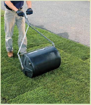 Easy Tutorial For How To Install Sod Backyard Landscaping