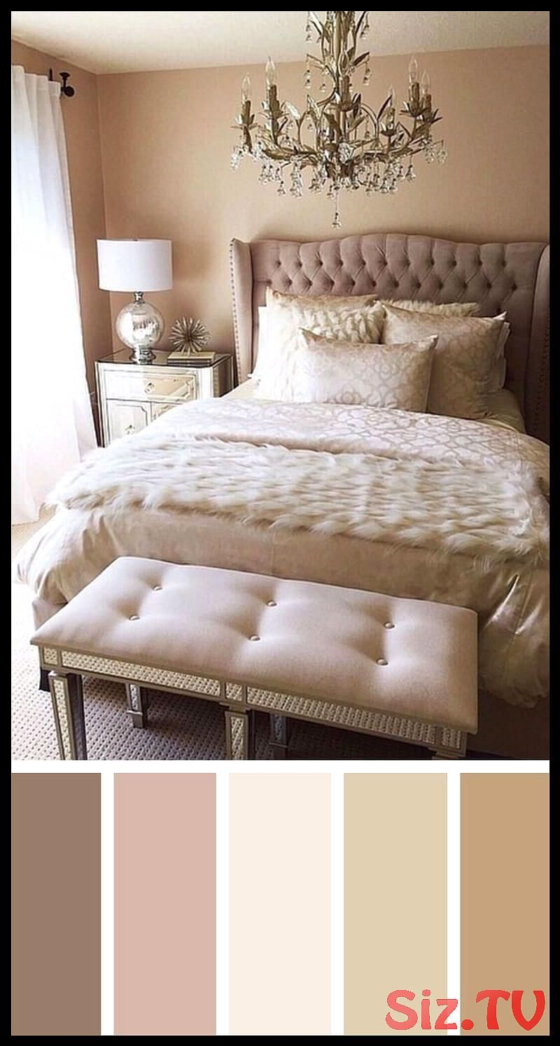 22 Sweet And Most Romantic Bedroom Furniture Ideas 22 Sweet And Most Romantic Bedroom Furnit Best Bedroom Colors Bedroom Color Schemes Beautiful Bedroom Colors