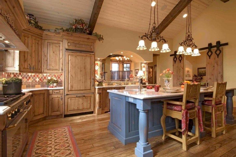 Kitchen Lighting Decor Ideas Country