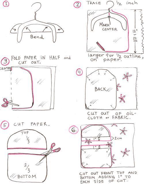 Peg Bag (analog me) | chiara | Pinterest | Costura, Pinzas y ...