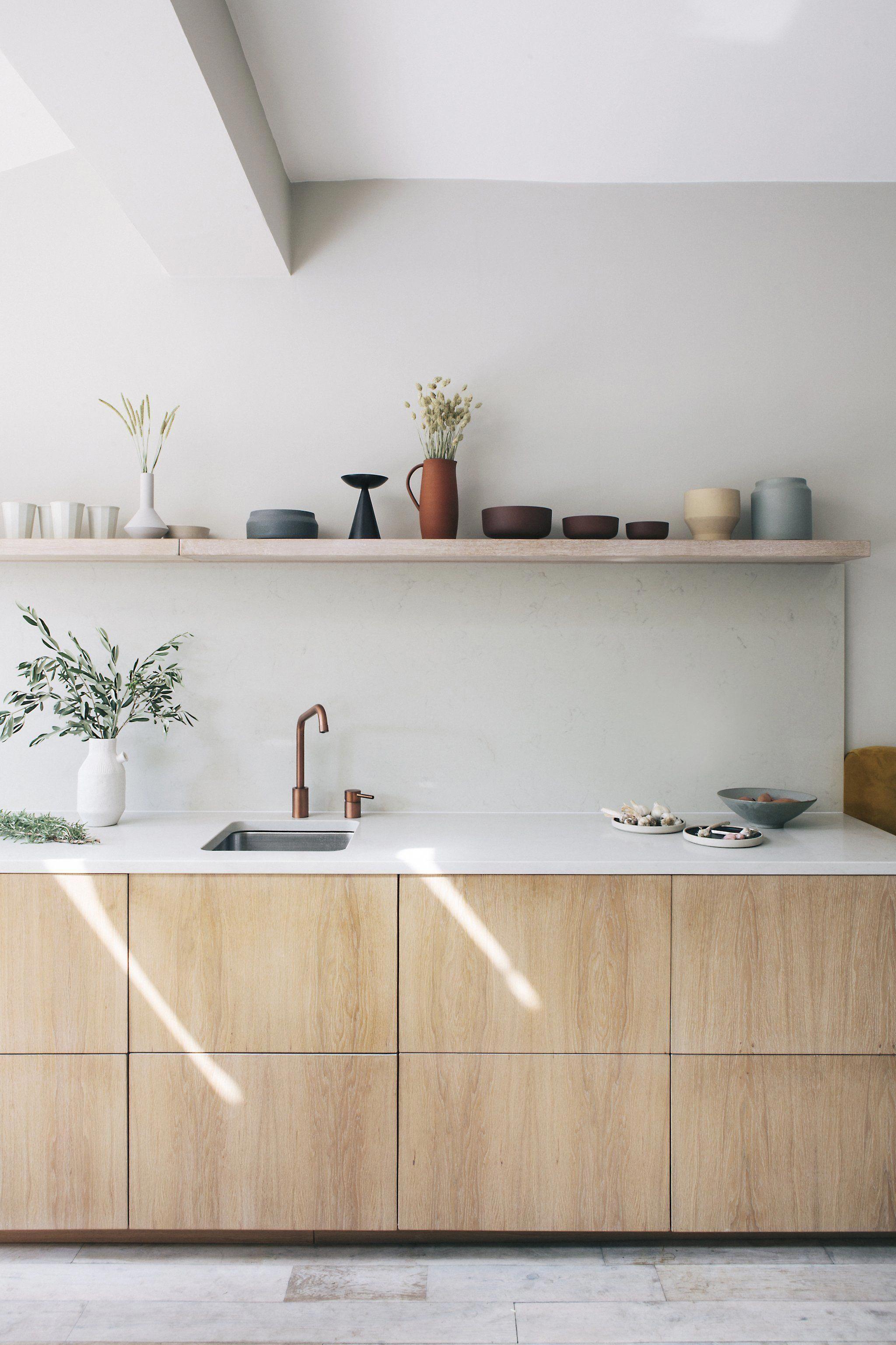 Birch Ply and Hardwood kitchen, wardrobe storage and