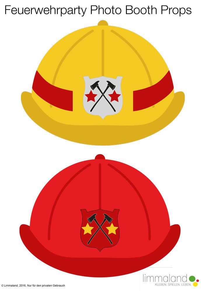 Feuerwehr Geburtstag Das Paket Fur Die Kinderparty Kinderparty Kinder Party Geburtstag
