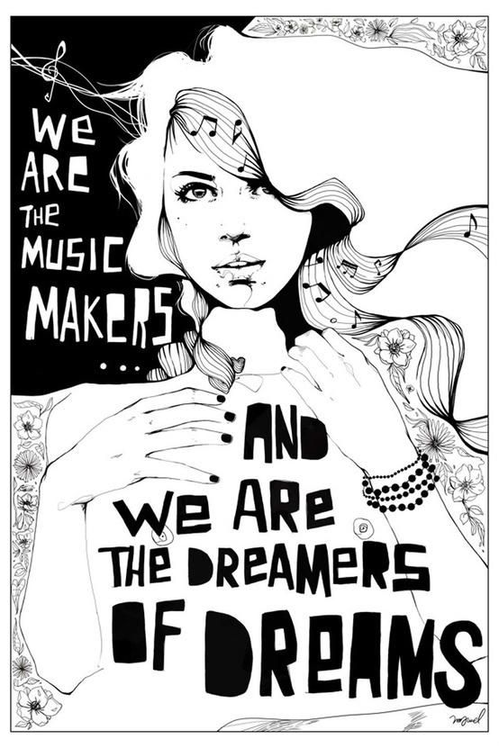 We are the Music Markers...