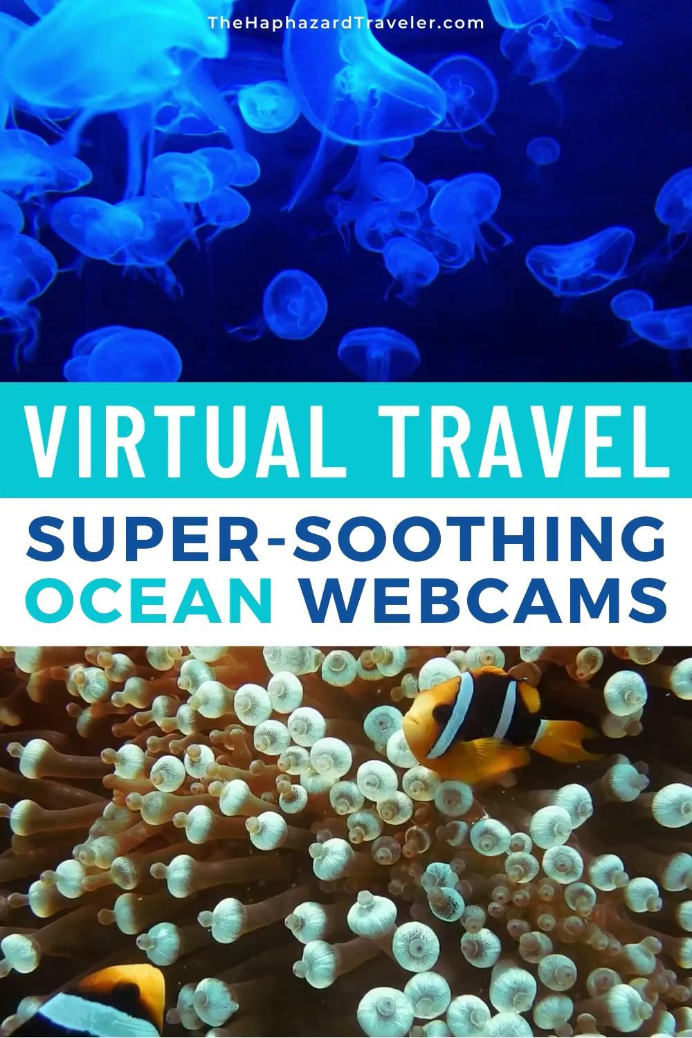 Virtual Travel: Get Your Travel Fix With Soothing