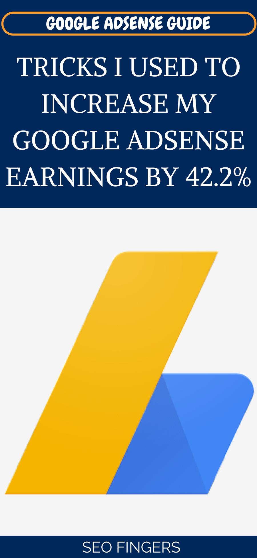 Hacks on how to increase Google AdSense Earnings   SEO