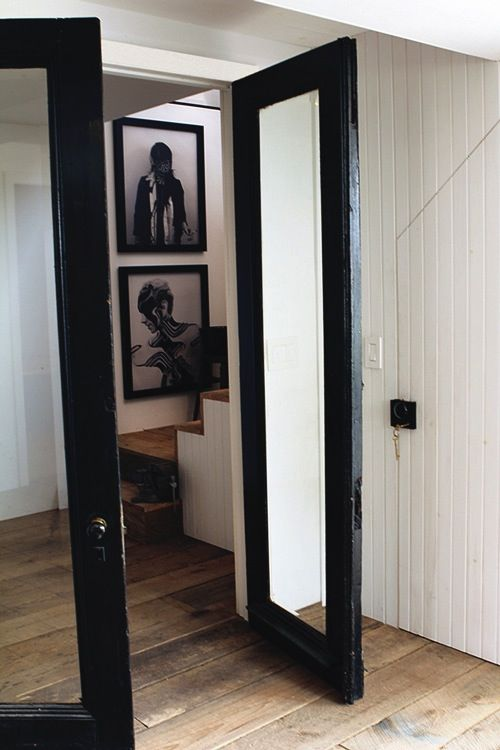 wooden floor black rimmed glass door white wall yes yes. & wooden floor black rimmed glass door white wall yes yes ...