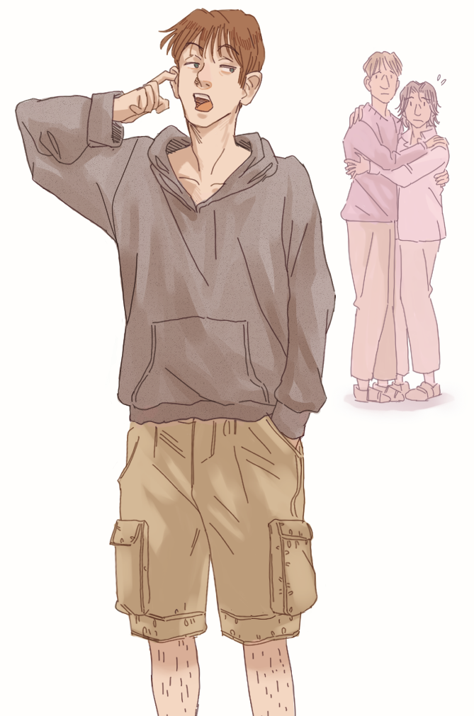 Dieter No Pt 1 By Cloverinblue Anime Drawing Reference Poses Fan Art
