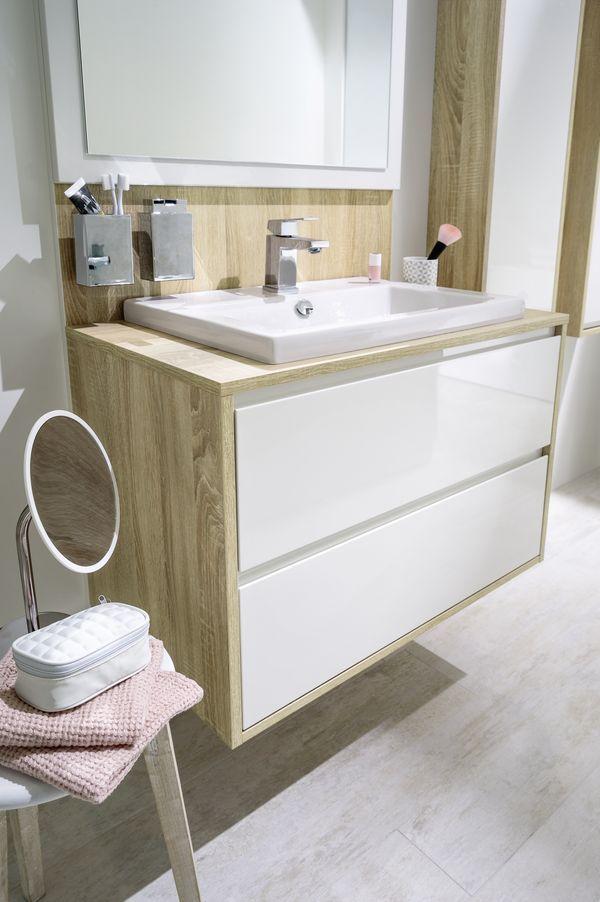 salles de bains salle de bain blanche