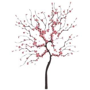 DCWV Home Pink Cherry Blossoms Vinyl Designer Wall Accents Shop - Vinyl decals at hobby lobby