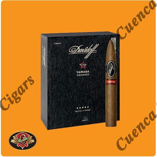 Davidoff Yamasa Piramide Cigars - Box of 12 - Price: $218.90