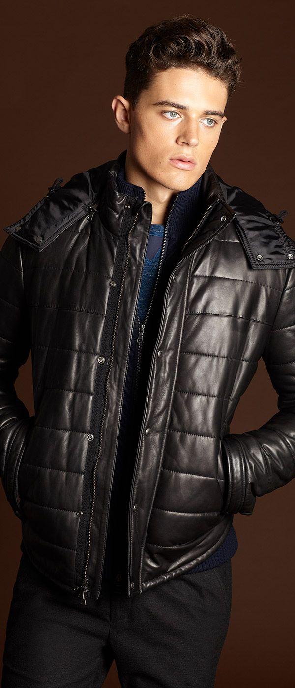 Vince The Men S Store Saks Com Men Store Mens Outfits Mens Winter Fashion [ 1400 x 600 Pixel ]
