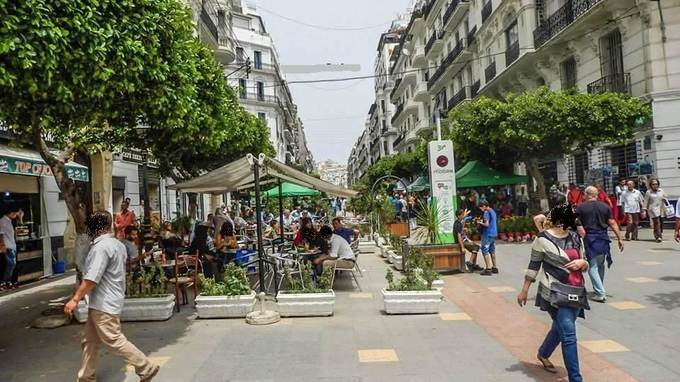 El Arbi Ben Mhidi street