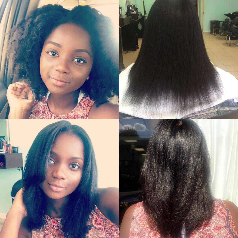 Yes You Can Heat Train Natural Hair Natural Hair Styles Hair Hacks Healthy Hair Tips