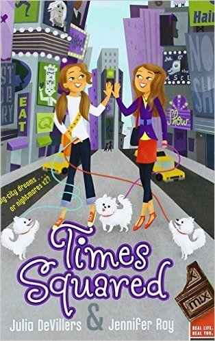 Times Squared Mix Julia Devillers Jennifer Roy 9781416967323 Amazon Com Books Times Square Books Julia