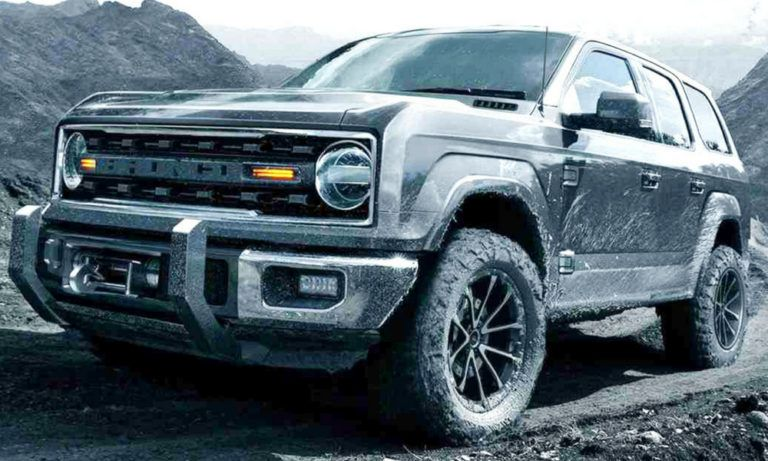 2020 Ford Bronco What We Know So Far Ford Bronco Ford Suv