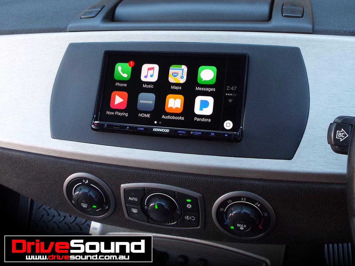 bmw z4 with apple carplay installed by drivesound apple. Black Bedroom Furniture Sets. Home Design Ideas