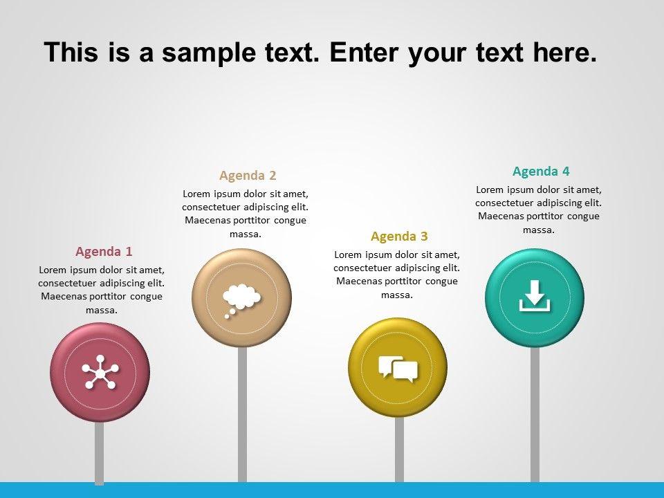 Agenda Powerpoint Template 2 Powerpoint Powerpoint Templates