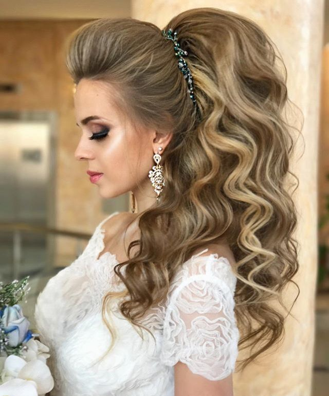 30 Creative And Unique Wedding Hairstyle Ideas: Pin On Wedding Ideas