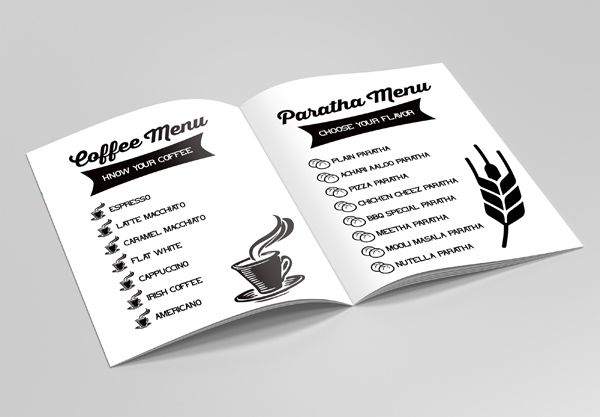 Coffee Shop Poster Template - Word  Publisher