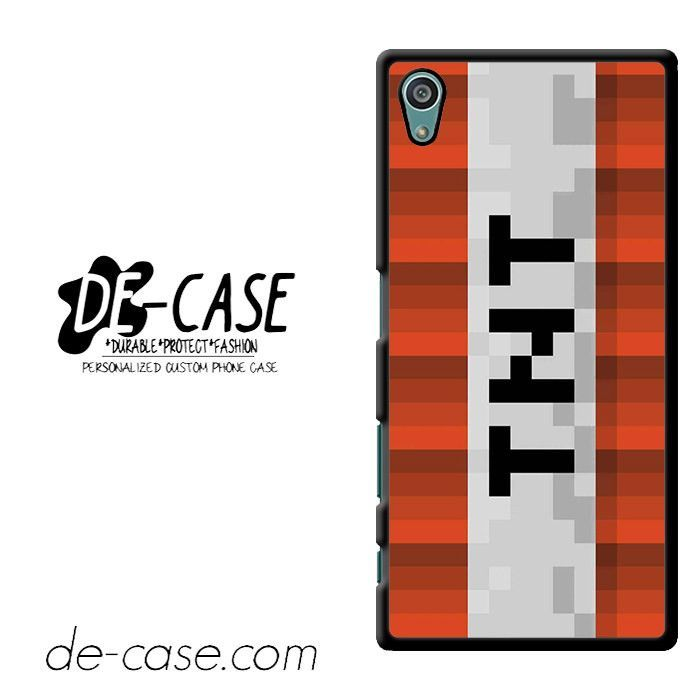 Tnt Bom Minecraft DEAL-11285 Sony Phonecase Cover For Xperia Z5